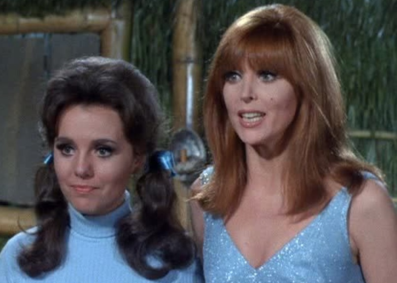 Ever Wonder what Ginger and Mary-Anne were really up to