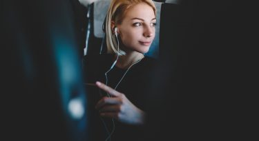 How You Can Stay Sane During A Long Flight