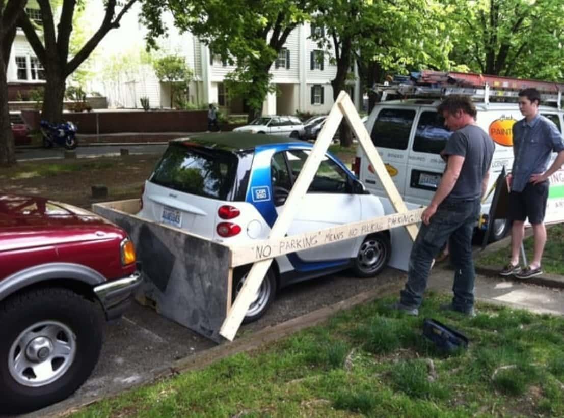 Not-So-Smart Car