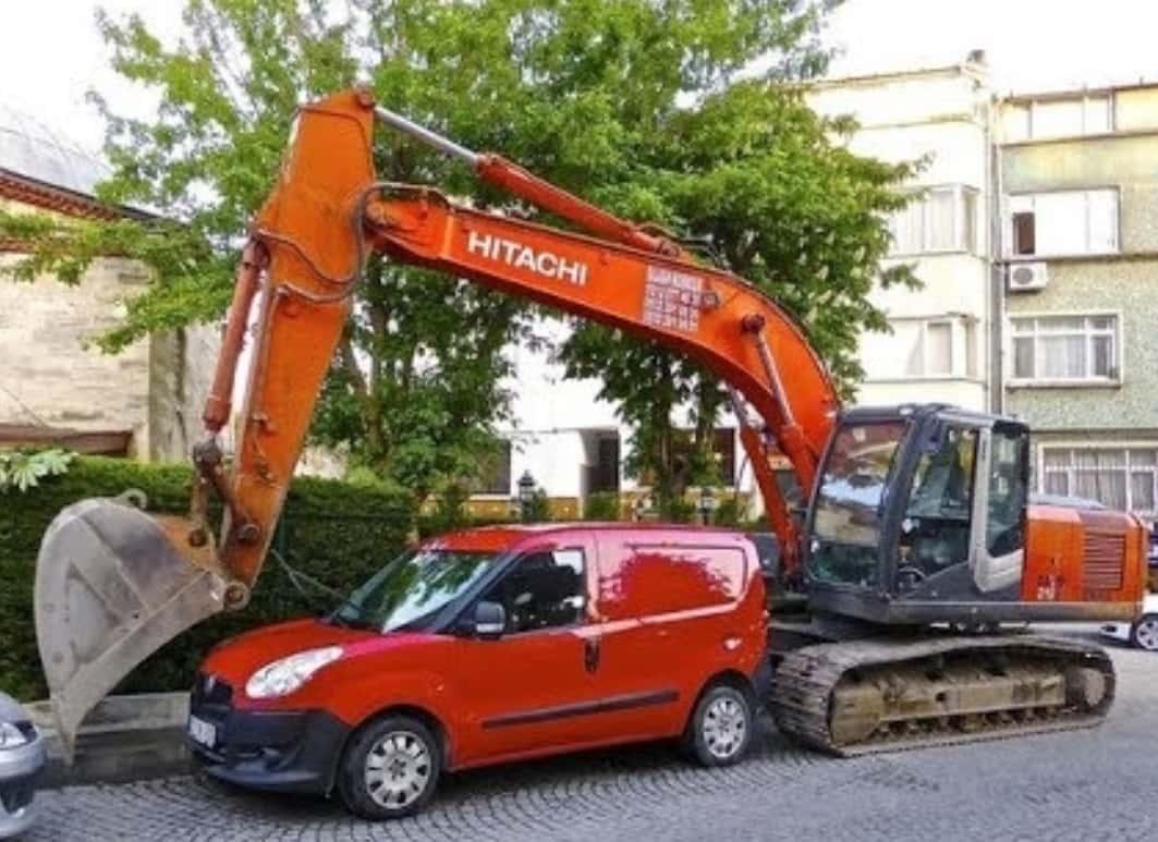 Build A Parking