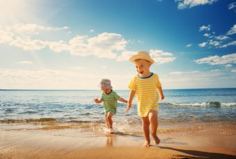 The Best Beach Hacks For Kids