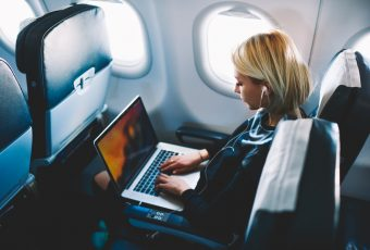 Ways To Be More Productive On A Flight