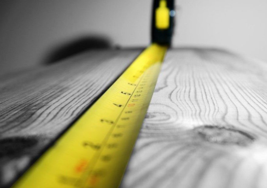 14. Tape Measures Will Find Studs For You