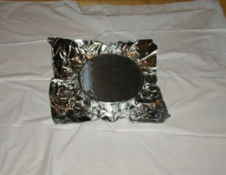 46. Clean Your Mirrors With Foil