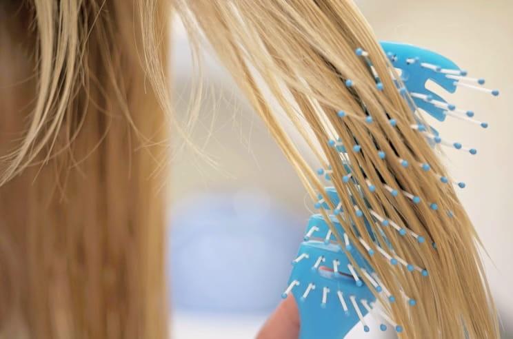 Helps Lighten Hair Color