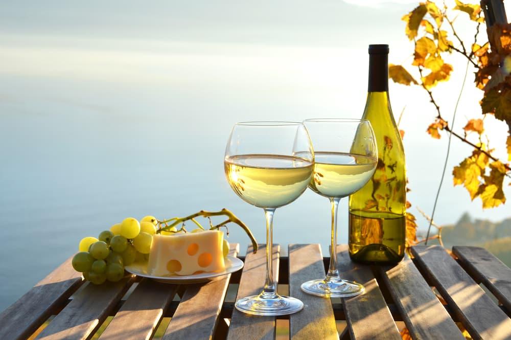 Mature White Wine
